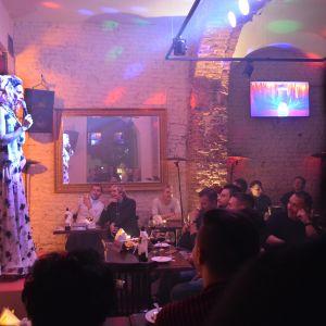 Tsentralnaja stantsija-homoklubi, Pietari