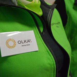 OLKA-sairaalavapaaehtoisia voi tavata nyt myös Seinäjoen keskussairaalassa.