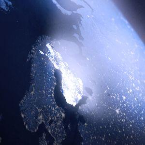 Suomi100 valo