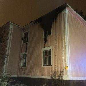 Tulipalo Tampereella