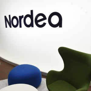 Finanssikonserni Nordean Nordea Campus Helsingissä
