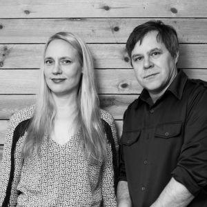 Tellervo Kalleinen ja Oliver Kochta-Kalleinen.