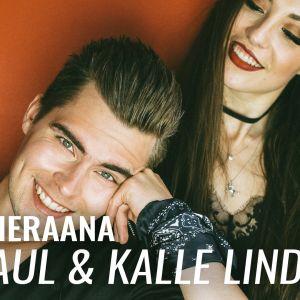 Kalle Lindroth ja Ida Paul.