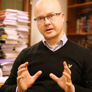 Tuomas Martikainen, Siirtolaisuusinstituutin toimitusjohtaja