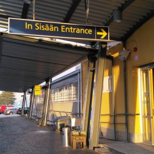 Kokkola-Pietarsaaren lentokenttä on yksi Finavian pienimmistä kentistä.