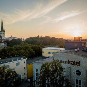 Tallinn Creative Hubissa järjestettiin monia EU-puheenjohtajakauden tapahtumia.