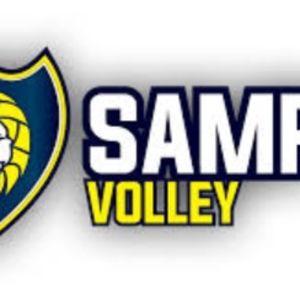 Sampo Volleyn logo
