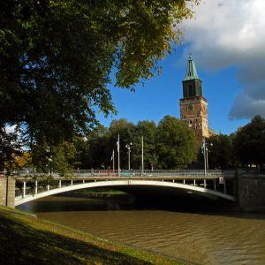 Domkyrkan i Åbo.