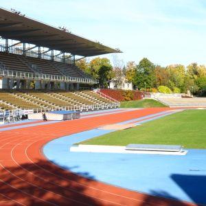 Paavo Nurmis stadion i Åbo.