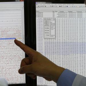 Datasäkerheten utreds