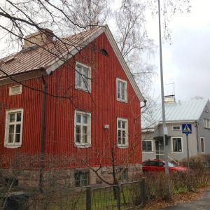 Egnahemshus i Kottby.