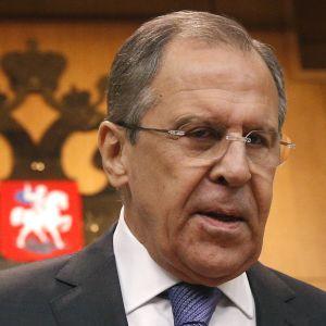 Rysslands utrikesminister Sergej Lavrov.