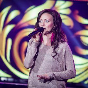 Elna Romberg deltar i Voice of Finland.
