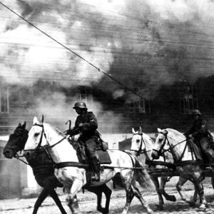 Tyskarna intar en stad i Sovjetunionen, operation Barbarossa, Atlantic 1941