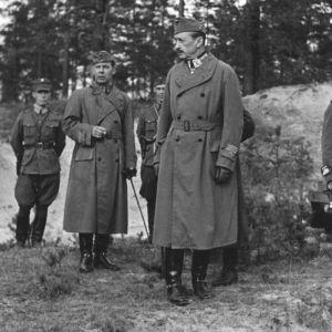 mannerheim, 1943