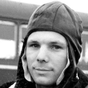 jurij gagarin, 1961