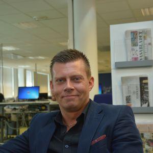Programchef Kaj Backman