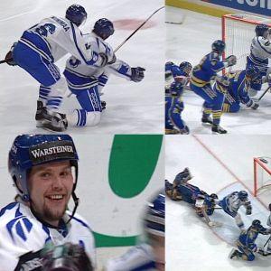 Finland-Sverige 4-1, 1995