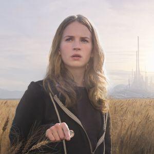 Britt Robertson som Casey i Tomorrowland - A World Beyond