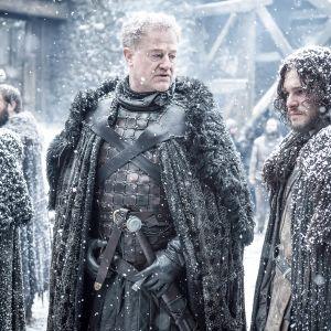 Game of Thrones: Ser Allister och Jon Snow.