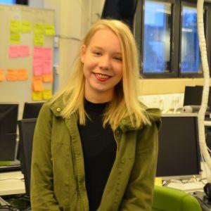 Madeleine Renvall är arg på hur htiq-personer beskrivs i hälsokunskapen.