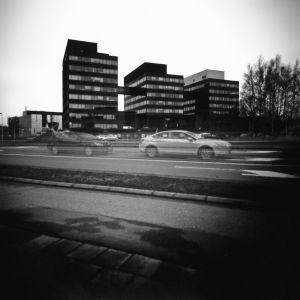 Urban Illusion V, Hans G. Hästbackas fotografier