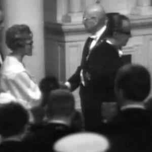 självständighetsmottagning, 1967