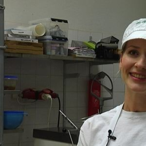 Linda Järvinen vill glädja människor med sina bakverk