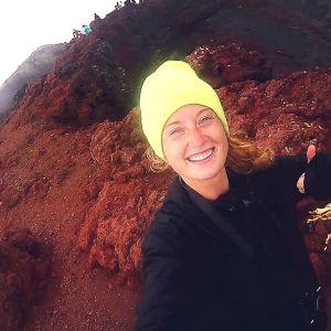 Mimmi Björklund, X3M vloggare, skärmdump
