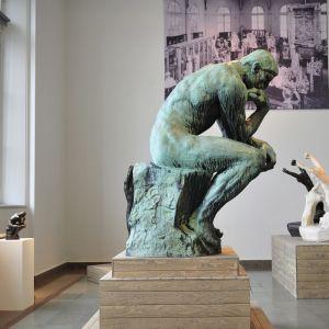 """Rodins """"Tänkaren"""""""
