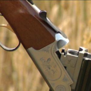 Bild på jaktvapen.