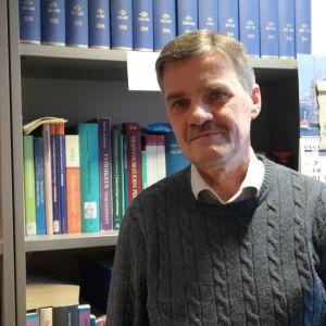 Kurt Långkvist om vardagsjuridik