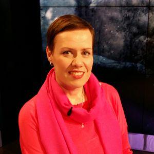 Maarit Feldt-Ranta i Obs debatt 21.4.2016