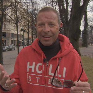 Formgivaren Stefan Lindfors