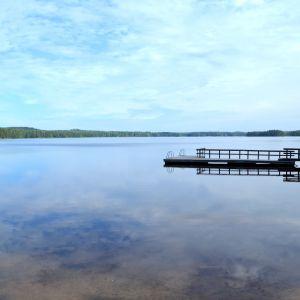 Särkjärvi sjö.