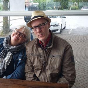 Skini Lindgård och Riddo Ridberg