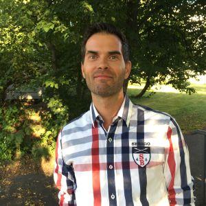Mattias Hansson är vd och grundare av Zervant