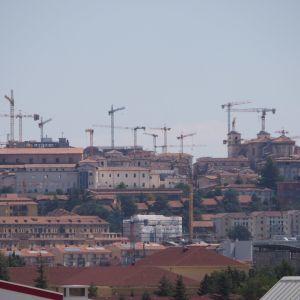 L'Aquila i Italien.