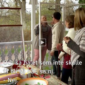 Tv-serien Strömsö textas också på Yle Arenan.