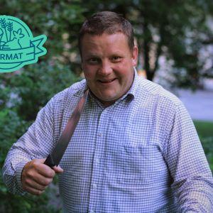Michael Björklund är redo för NÄRMAT