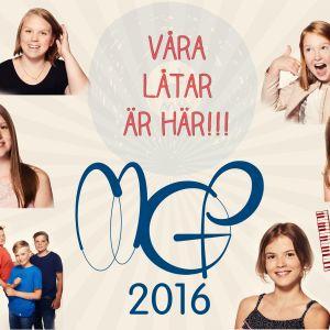 MGP-artisterna i ett collage.