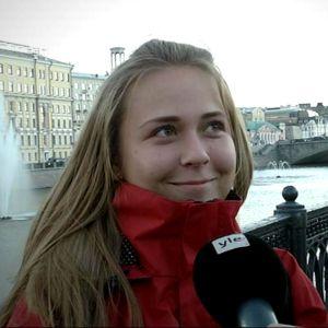 Ryska Anna Misjustina.
