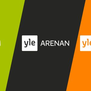 Logotyp för Yle Fem, Yle Arenan och Yle Teema