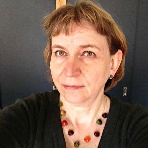 Familjeterapeuten och sjukhusprästen Ann-Sofi Storbacka