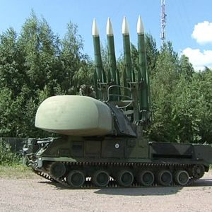 BUK M1 luftvärnsrobotsystem