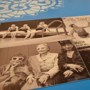 Heureka öppnar utställning om åldrande.