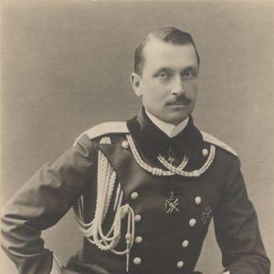 En ung C.G.E. Mannerheim.