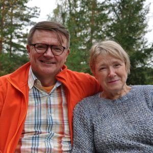 Maria och John Gammals