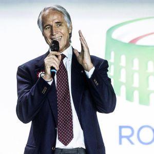 Giovanni Malago, ordförande för Italiens olympiska kommitté.