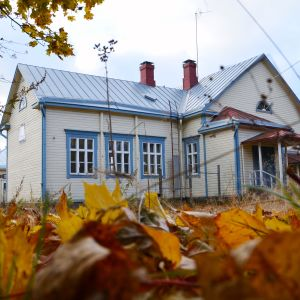Valkom Kvartersskola hösten 2016